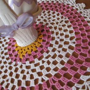 Table and Bedroom Doilies