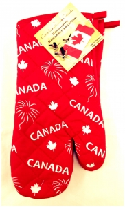 Oven Mitts Canada 2 Pc
