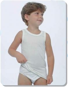 Henri Boys Sleeveless Undershirt (#78)