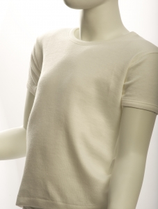 Boys Half Sleeve Cotton/Wool
